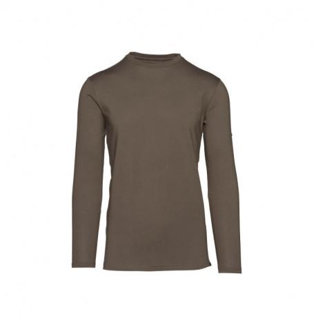 NORTHFINDER pánské triko z organické bavlny ORDZI