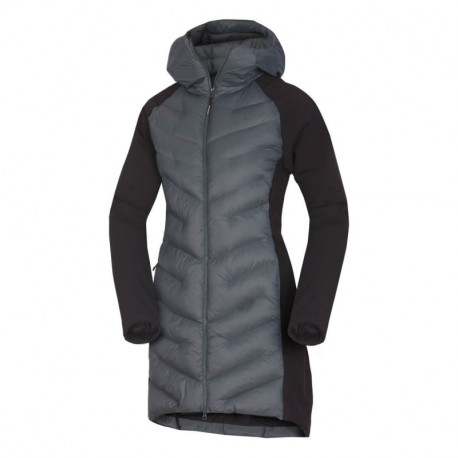 NORTHFINDER women's insulated jacket combination with softshell