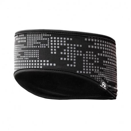 NORTHFINDER unisex sportos fejpánt fényvisszaverő elemekkel DICKER