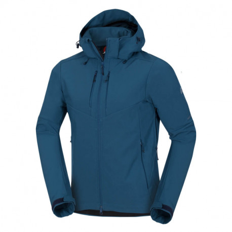 NORTHFINDER men's softshell jacket travel style 3L VIKTOR