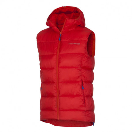 NORTHFINDER men's downlike vest outdoor style