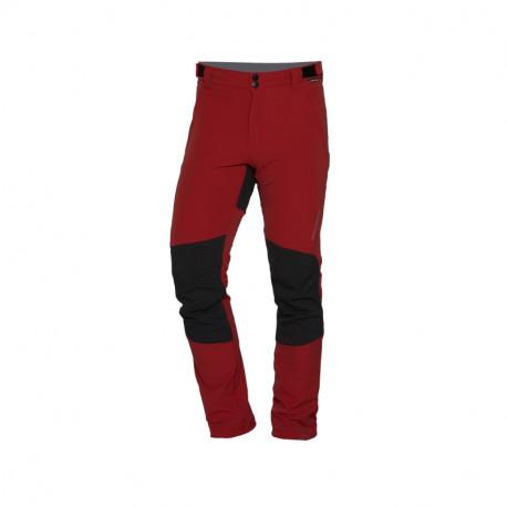 NORTHFINDER men's trekking trousers Rib-structure outdoor function