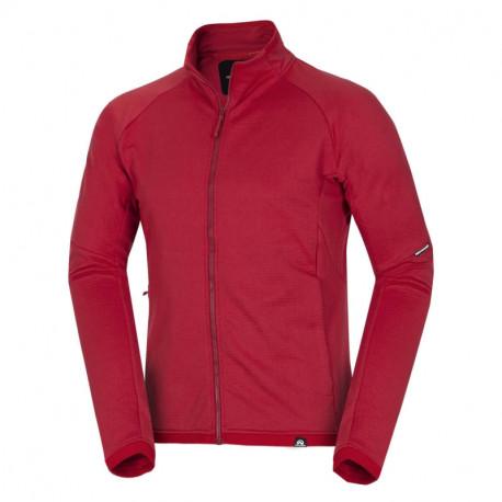 NORTHFINDER men's GridFleece sweater outdoor style