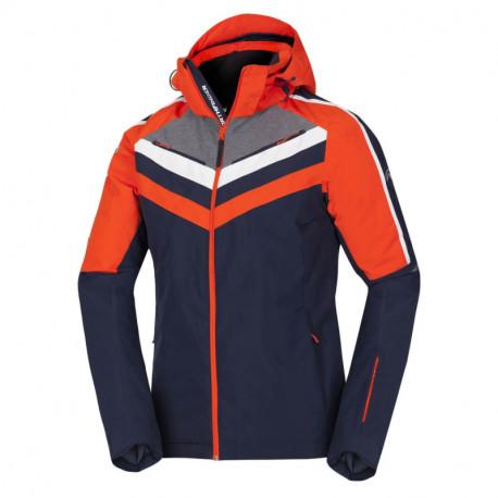 NORTHFINDER men's jacket ski insulated rider LENDSY