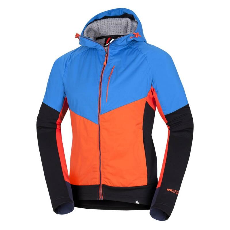 Jackets NORTHFINDER men's jacket hybrid active outdoor 2.5L BERDZY for only  89.9 € | NORTHFINDER a. s.