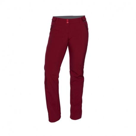 NORTHFINDER dámske nohavice softshell elastic durable 3L SIMETRIA