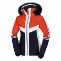 Women's jacket ski insulated trendy full pack QENTHYNSEA