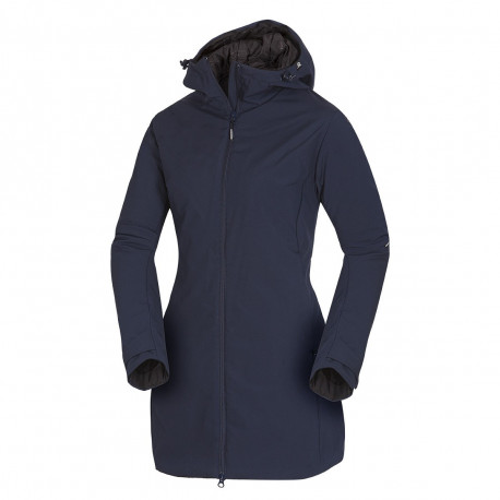 NORTHFINDER women's winter coat softshell EXTRA SIZE 3-layer AVICA