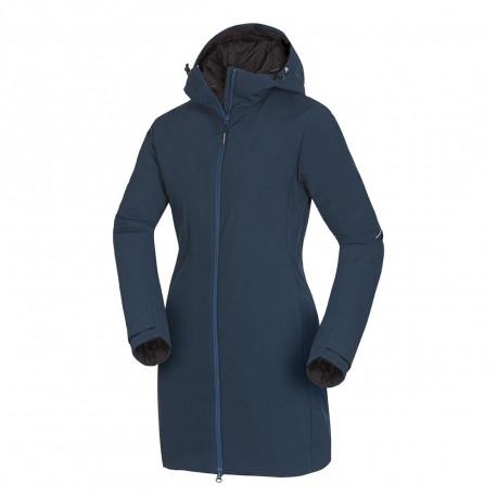 NORTHFINDER dámsky kabát zimný softshell EXTRA SIZE 3L AVICA