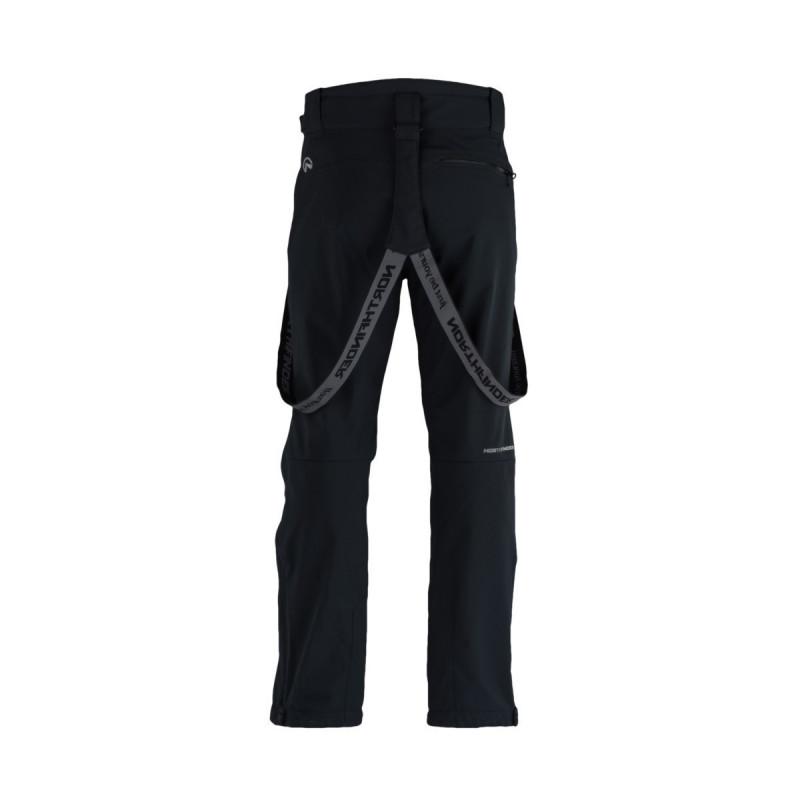 NORTHFINDER pánské kalhoty softshellové na lyžování plná výbava a šlemi 3L LUX - Špičkové pánské 3vrstvé softshellové kalhoty značky NORTHFINDER kombinují prodyšnost a pružnost s protekcí, která je potřebná při sportovních aktivitách. Elastický softshellový materiál poskytuje maximální volnost pohybu a dostatečnou ochranu proti nepříznivým povětrnostním podmínkám během lyžařských aktivit. Kalhoty mají tvarovaná kolena, větrací otvory se síťovinou a mnoho dalších vychytávek. Prioritně jsou určeny na lyžování, ale dají se využít i na procházky zimní krajinou. Staňte se králem svahu s našimi kalhotami LUX.
