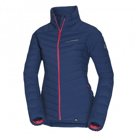 NORTHFINDER women's ultra-lightweight jacket dry and cool conditions EXTRA SIZE BESIMA