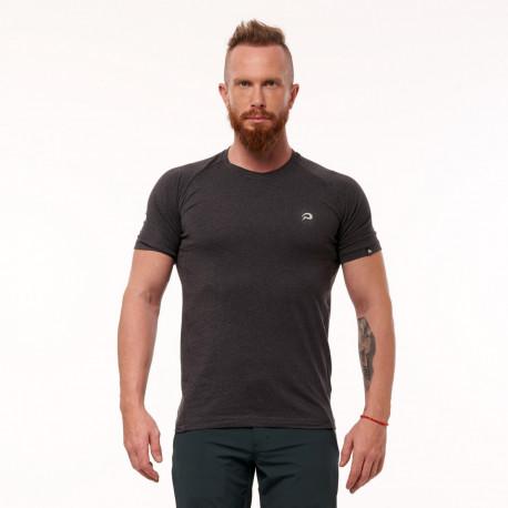 NORTHFINDER pánské triko tréninkové pohodlné TWQNY