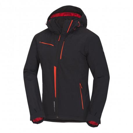 NORTHFINDER pánská bunda zateplená lyžařská 2L DEMETRIUS