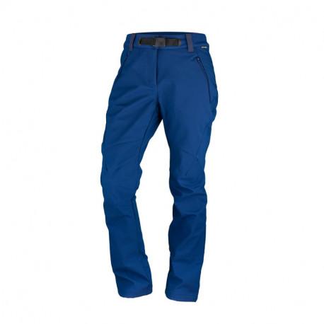 NORTHFINDER dámské kalhoty softshell protective 3L SERDZIKA