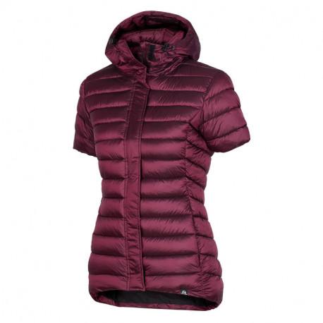 NORTHFINDER women's sport vest metalic style with hood