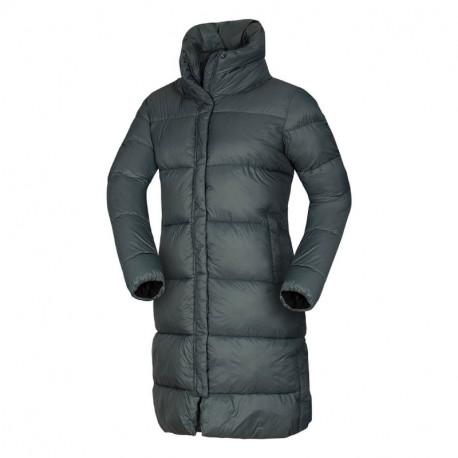 NORTHFINDER women's extra puffy jacket long
