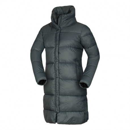 NORTHFINDER women's jacket insulated long style collar VINCENZIA