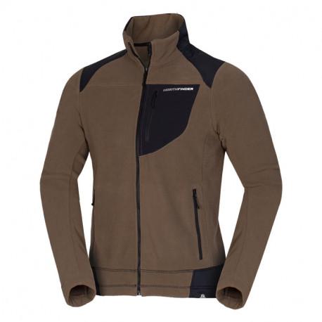 NORTHFINDER men's NORTHPOLAR sweater Micro fleece 320g