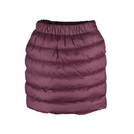 NORTHFINDER dámska sukňa zateplená so zipsom SESINA