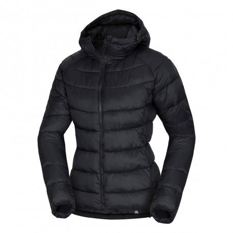 NORTHFINDER dámská bunda lehká zateplená prošívaná BREKONESA