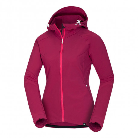 NORTHFINDER women's jacket softshell jacket travel style 3L VIKTORISA