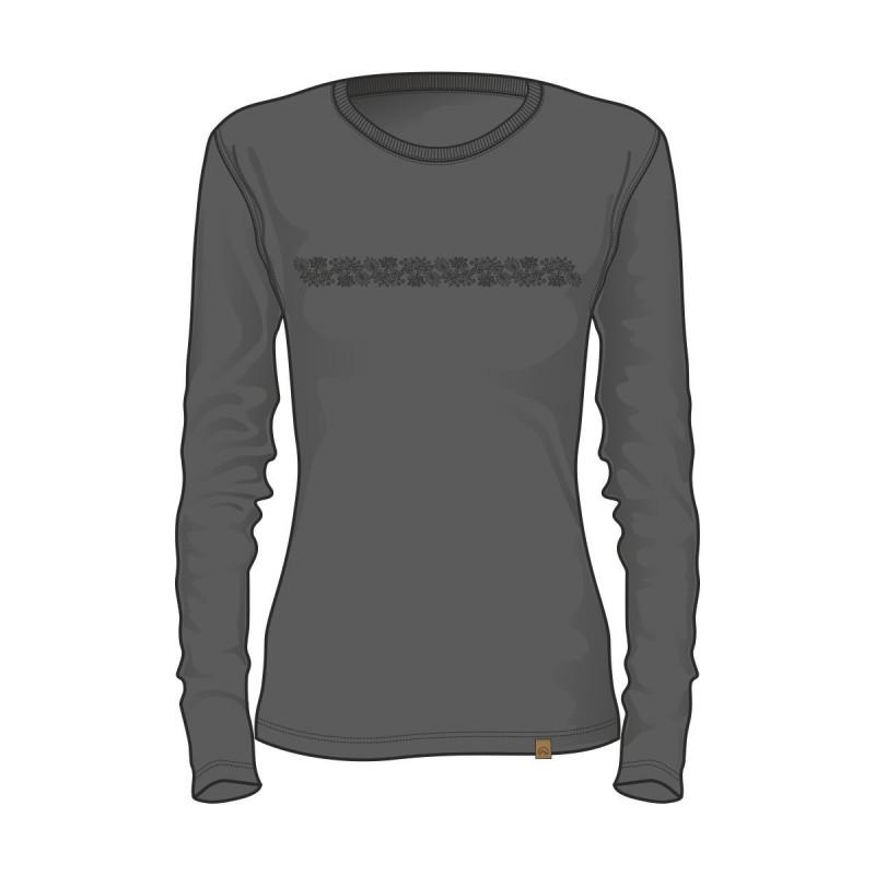 TR-4528AD dámske tričko organická bavlna ORGESA -