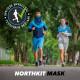 Unisex maska na tvár a krk pre všetky ročné obdobia UPF50+ NECKFACEMASK