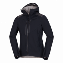 Men's jacket stretch softshell all-weather 3L BROSDY