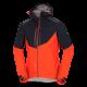 Zunanja jakna moška softshell zaščititi obraz, 3-plast BROSDY