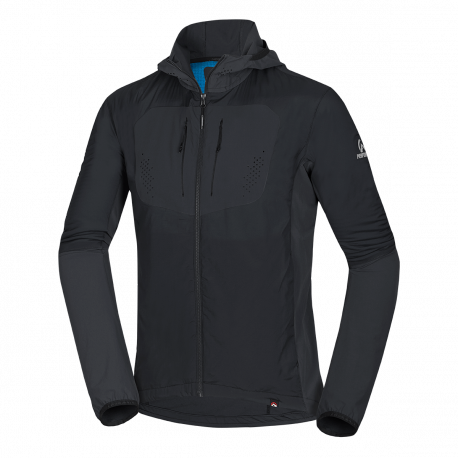 NORTHFINDER pánská bunda thermal active Polartec® Alpha® direct BARANEC