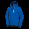 Pánská bunda lyžařská zateplená softshell 3L FLORIAN