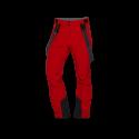 Pánské kalhoty lyžařské-softshell plné vybavení HARSY