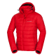 Men's jacket insulated active urban VENGDON