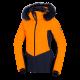 Dámská bunda lyžařská zateplená s kožíšekem NORTHENAS