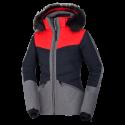 Dámská bunda lyžařská zateplená plně vybavená DREWINESTA