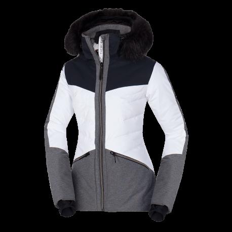 NORTHFINDER dámská bunda lyžařská zateplená plně vybavená DREWINESTA