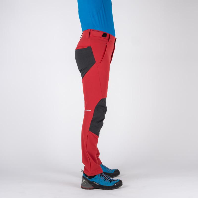 NORTHFINDER pánské kalhoty trekking durable stretch SUDZET - <p>Rib Stopové technické kalhoty vyrobené ze čtyř směrně pružného materiálu. Vodoodpudivý materiál s Eco - PFC free úpravou, kvalitní zpracování a osvědčené YKK zipy. Kalhoty jsou navrženy pro podzimní a zimní využití na všechny outdoorové – turistické aktivity</p>