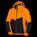Pánska bunda lyžiarska zateplená plná výbava NORTHIJN