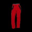 Dámske nohavice lyžiarske top style zateplené plná výbava TODFYSEA