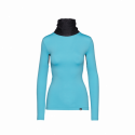 Women's t-shirt ski-touring high neck KRALOVA