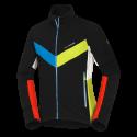 NORTHFINDER men's ski-touring jacket Polartec® Power Stretch® PRO LINGO