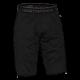 Pánske zateplené skialp nohavice Primaloft® izolácia Eco Black VINCEZO