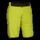 Pánské zateplené kalhoty ski-touring Primaloft® izolace Eco Black VINCEZO