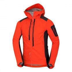 BU-3900OR pánska outdoor softshellová bunda s ochrannou vrstvou 3l BARRETT