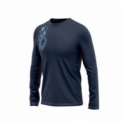 TR-3566OR pánske tričko s potlačou bavlnené BRIGGS