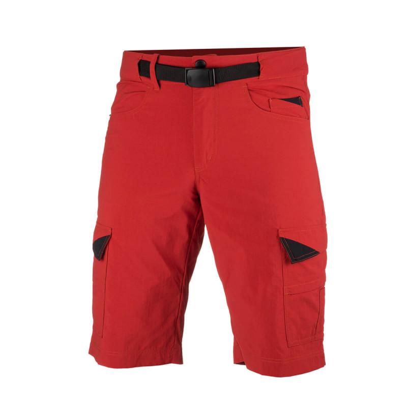 BE-3270OR pánske kraťasy tkané-ripstop pre outdoorové aktivity 1L GARTON -