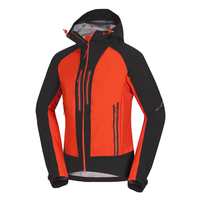 BU-3860OR Pánska outdoorová bunda softshellová ROSTON -