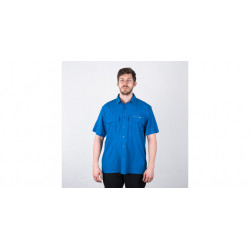 KO-30471OR pánska košeľa krátky rukáv outdoor ENHAS