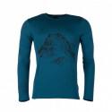 Pánske tričko bavlna s potlačou VASTYN