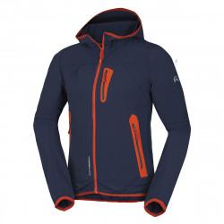 BU-5004OR Men's softshell jacket active